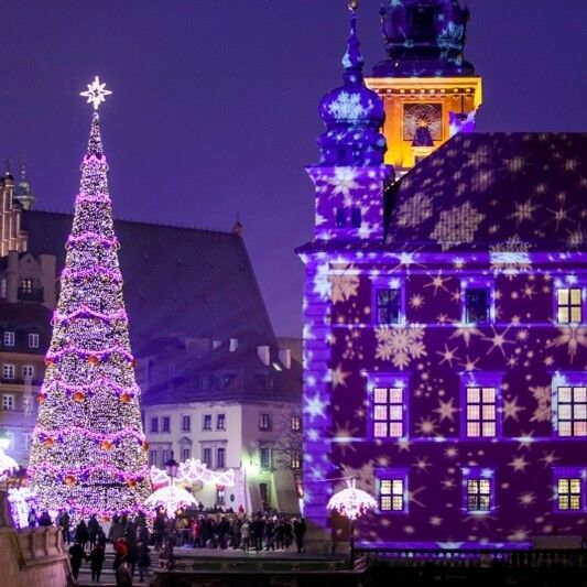 Туристическое агентство Респектор трэвел Автобусный тур «Новый год в Варшаве» - фото 1