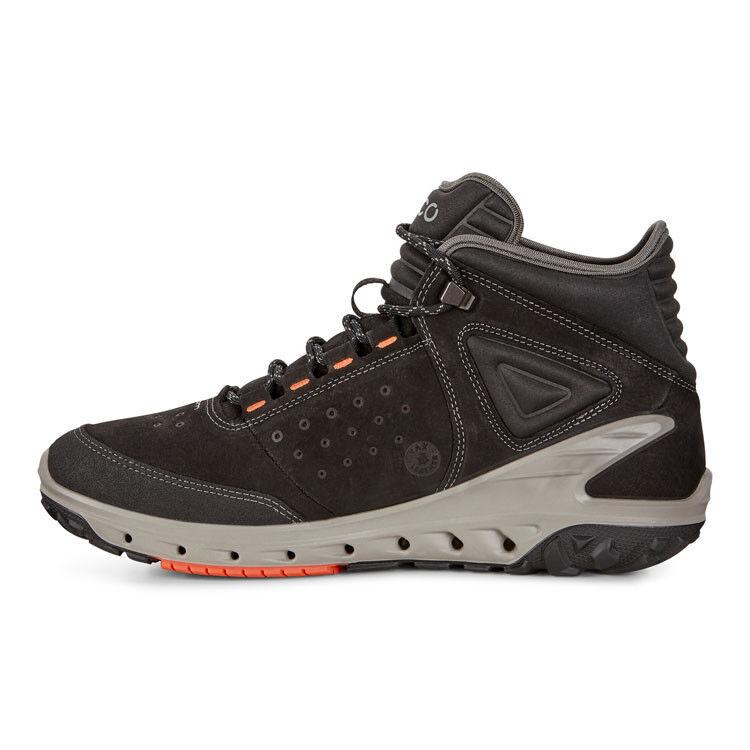 Обувь мужская ECCO Кроссовки высокие BIOM VENTURE 820734/51707 - фото 2