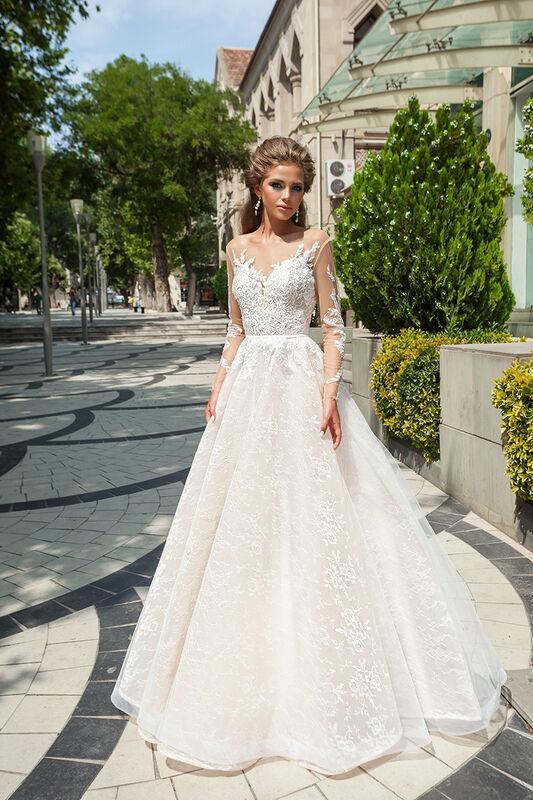 Свадебный салон Aivi Свадебное платье Abbey (My Angel) - фото 2