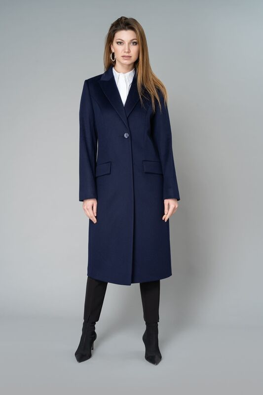 Верхняя одежда женская Elema Пальто женское демисезонное 1-10135-1 - фото 4