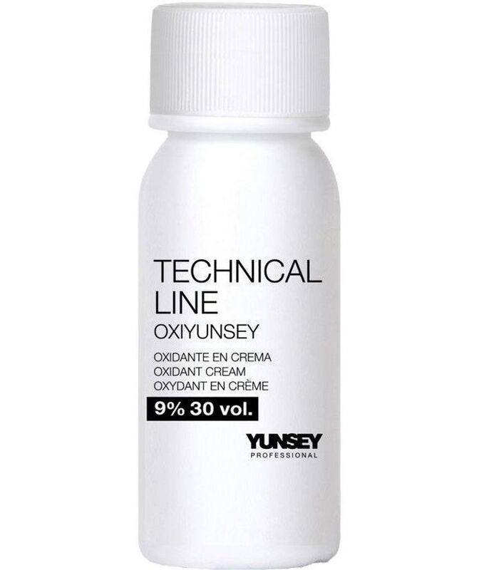 Уход за волосами Yunsey Крем-перекись водорода 9% - 30 vol «Oxiyunsey» Professional Technical Line Oxidant Cream - фото 1
