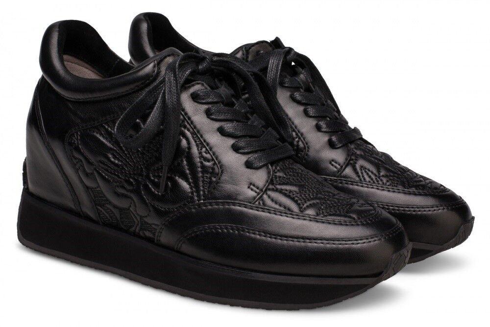 Обувь женская Alla Pugachova Полуботинки женские AP1542-01 black - фото 1