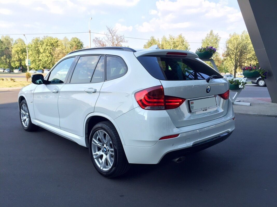 Прокат авто BMW X1 M-Sport - фото 4