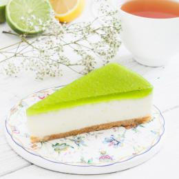 Торт ФМ «Престиж» Фруктово-творожный торт «Лимон-лайм» - фото 1