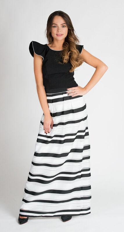 Вечернее платье Coast Топ и юбка 576 - фото 1