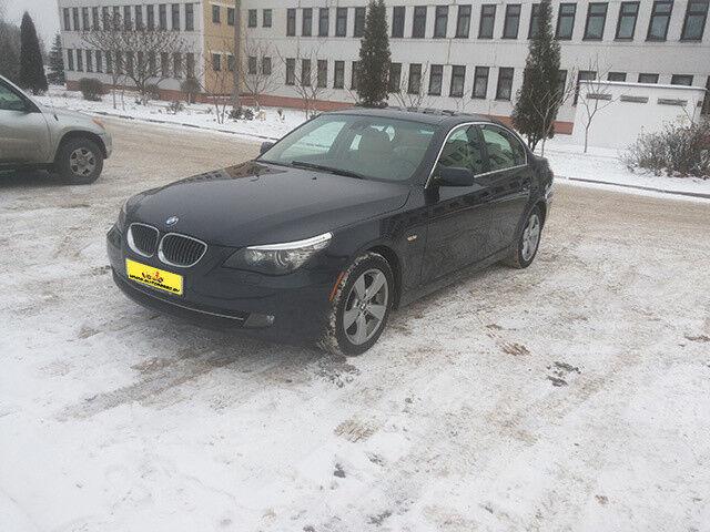 Аренда авто BMW 528 (Е60) - фото 1