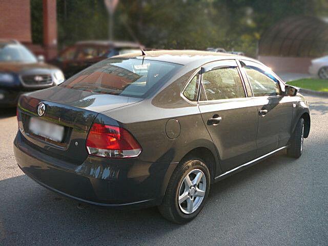 Прокат авто Volkswagen Polo 2012 год - фото 3