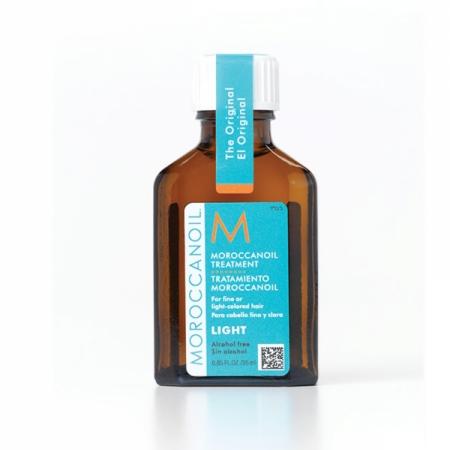 Уход за волосами Moroccanoil Восстанавливающее средство для тонких и светлых волос, 25 мл - фото 1