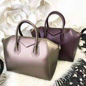 Магазин сумок Vezze Кожаная женская сумка С00210 - фото 2