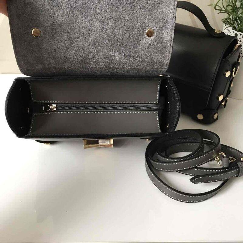 Магазин сумок Vezze Кожаная женская сумка С00217 - фото 3