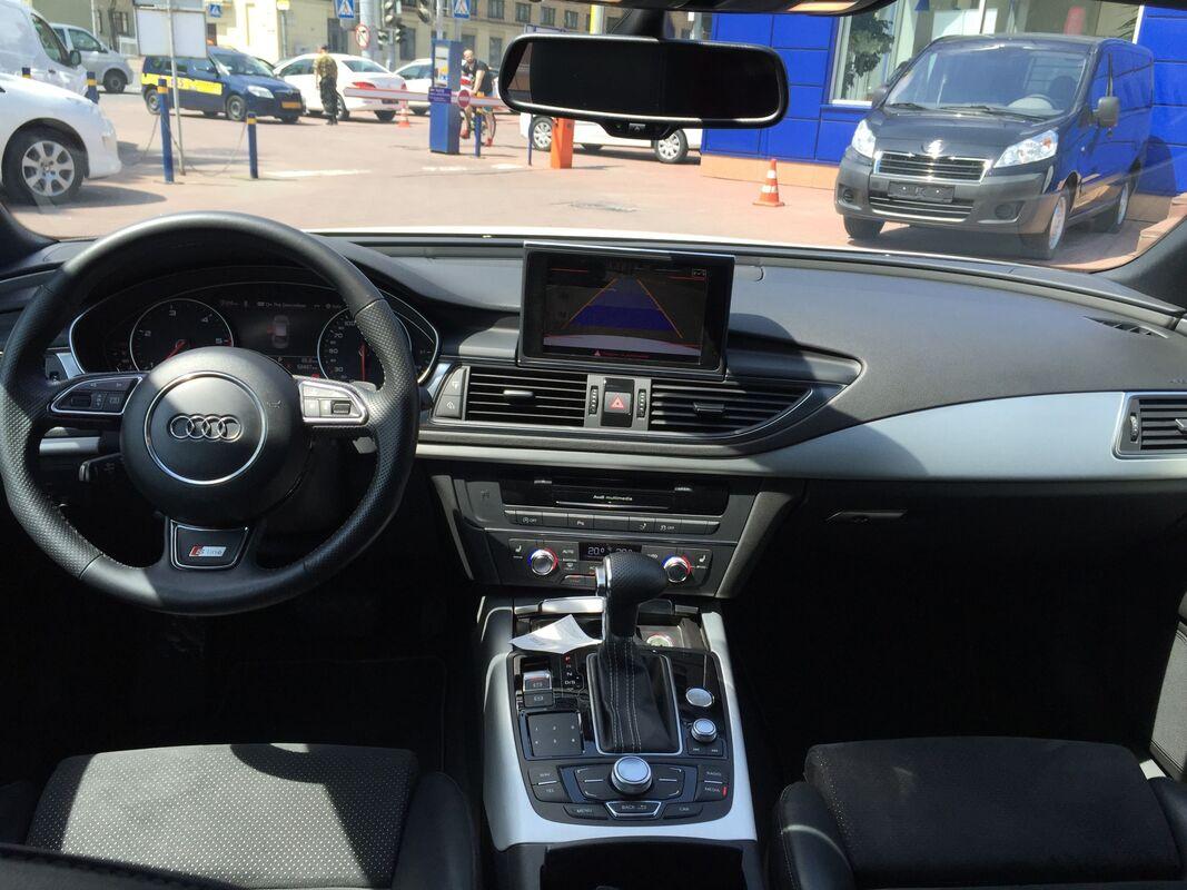 Прокат авто Audi A7 S-Line - фото 3
