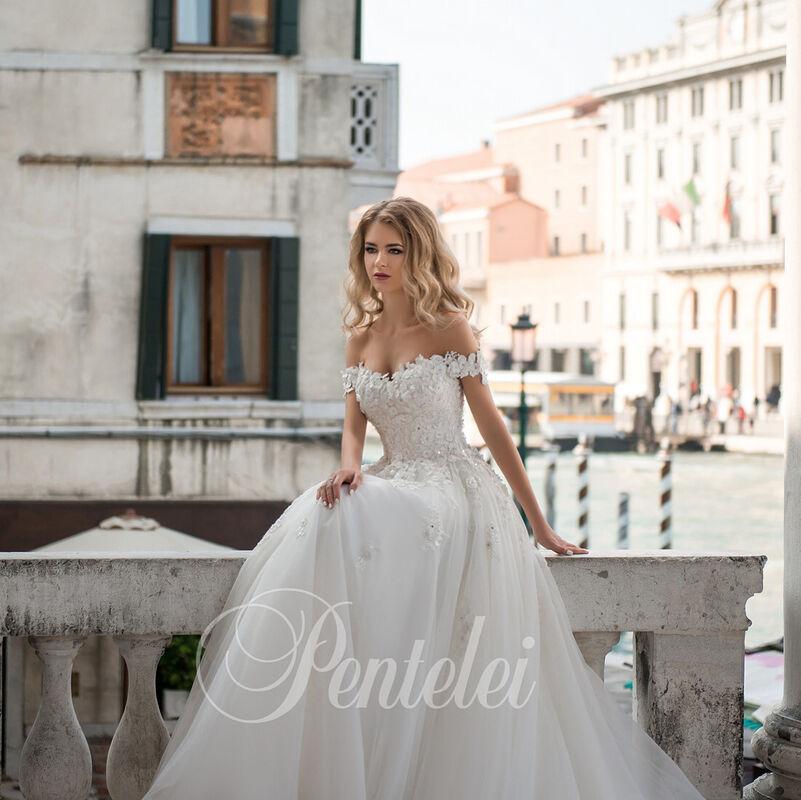 Свадебное платье напрокат Lavender Свадебное платье Helen - фото 2