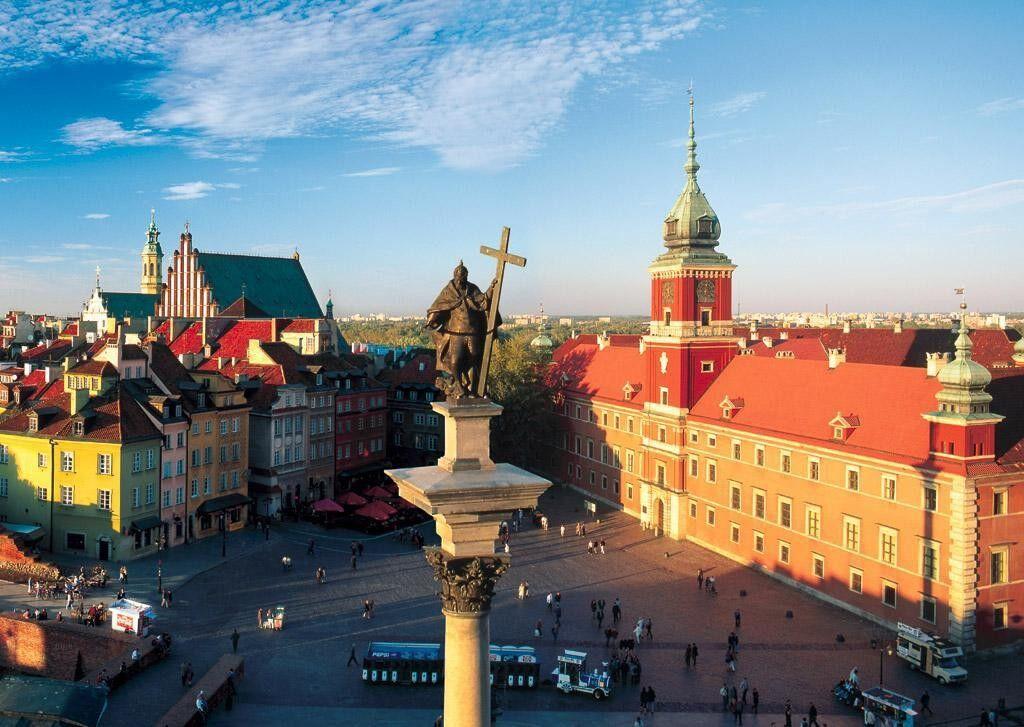 Туристическое агентство Голубой парус Автобусный экскурсионный тур в Варшаву - фото 1