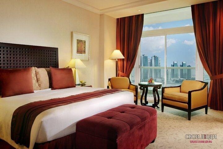 Туристическое агентство Jimmi Travel Отдых в ОАЭ, Beach Rotana 5* - фото 2
