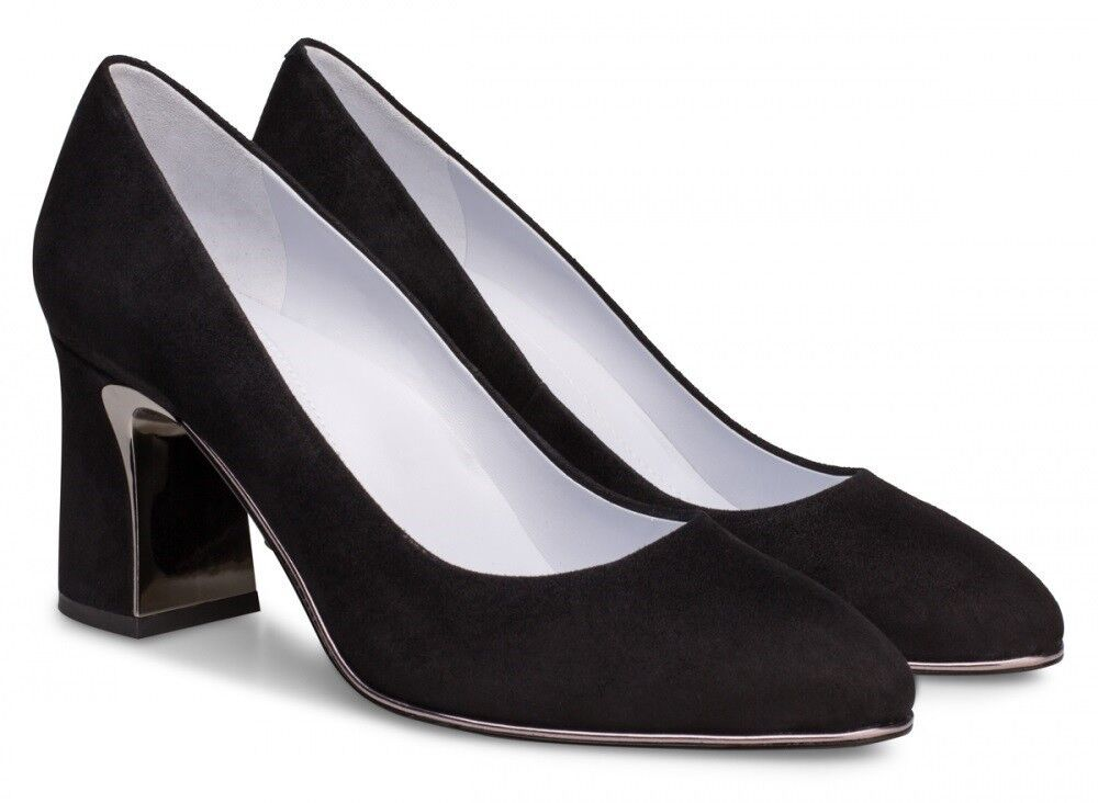 Обувь женская Alla Pugachova Туфли женские AP1902-01 black - фото 1