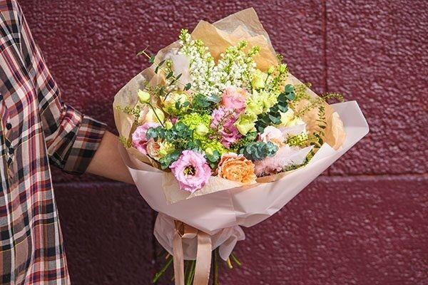 Магазин цветов Цветы на Киселева Букет «Сирень» - фото 1