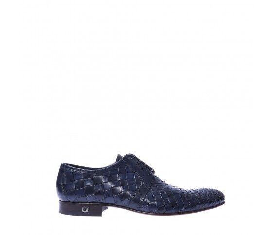 Обувь мужская Baldinini Полуботинки мужские 597361VINT10 - фото 2