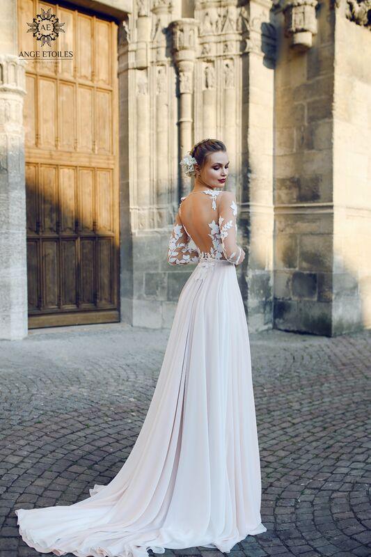 Свадебное платье напрокат Ange Etoiles Платье свадебное AEriality Collection  Filisi - фото 3