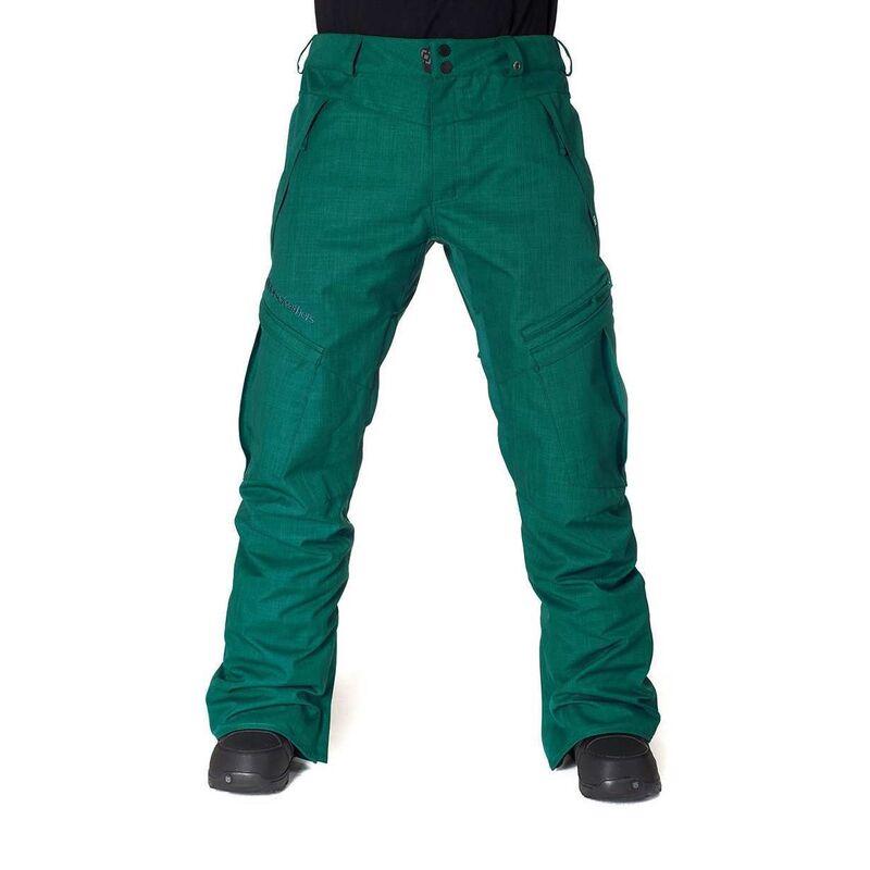 Спортивная одежда Horsefeathers Сноубордические брюки Motive 1516 зеленый - фото 1