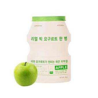 Уход за лицом A'Pieu Real Big Yogurt Маска тканевая Яблоко O2464 - фото 1