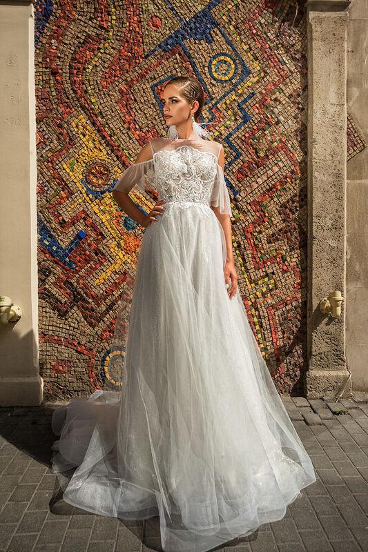 Свадебный салон Aivi Свадебное платье Josephine (My Angel) - фото 1