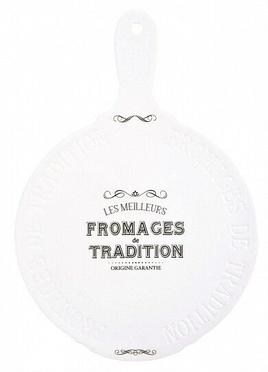 Подарок Nuova R2S Керамическая досочка для сыра «Les Delices Des Gourmets» 26х37 см, R0844#DEGO - фото 1