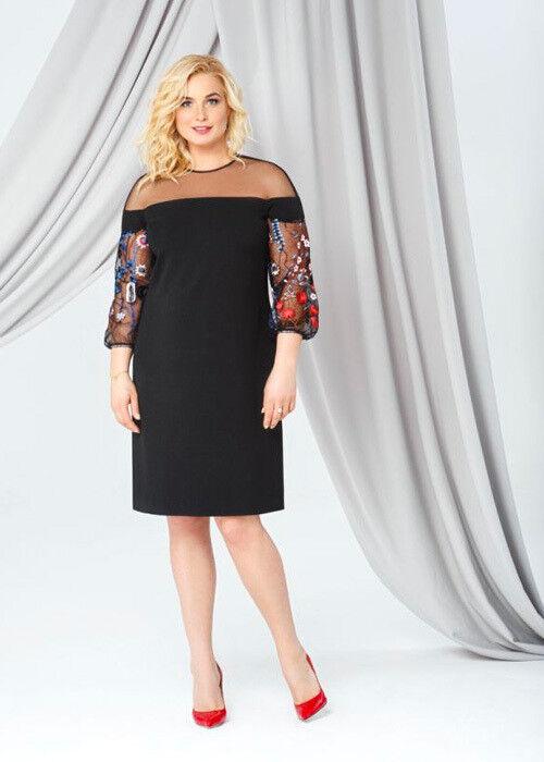 Платье женское EMSE Платье женское 0277/01 - фото 1