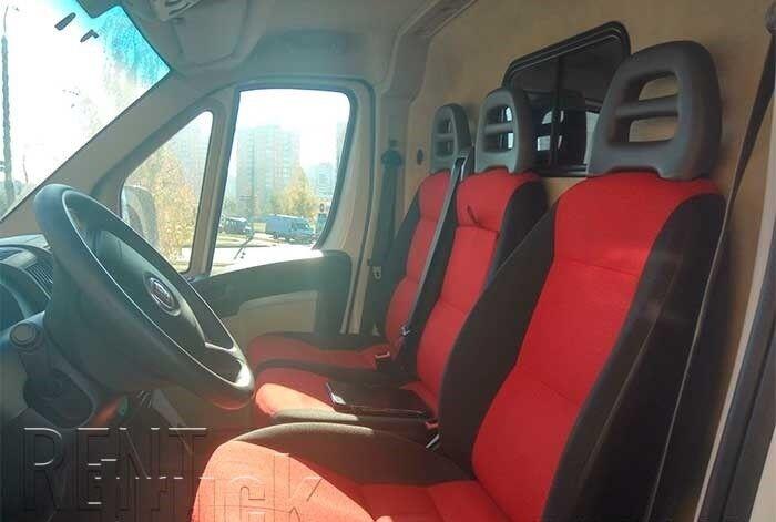 Прокат авто Fiat Ducato 2012 - фото 6