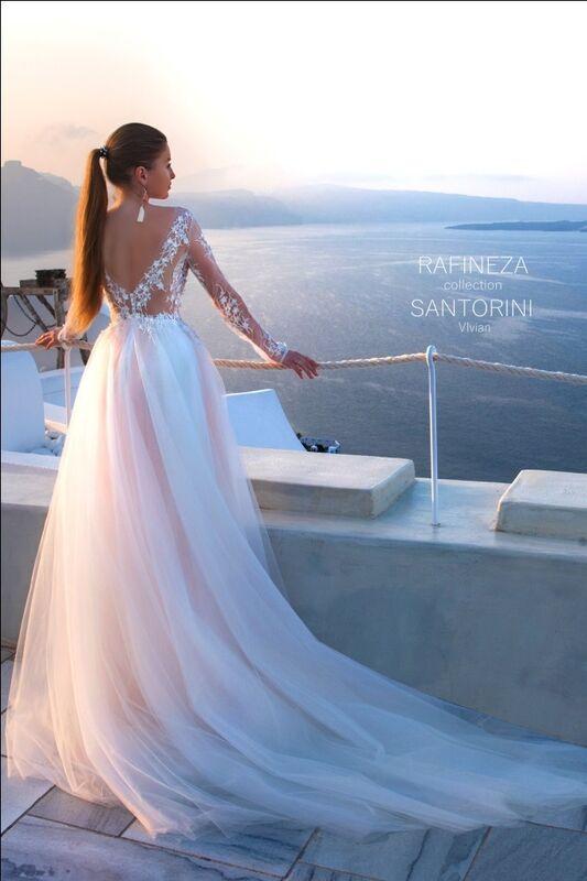 Свадебный салон Rafineza Свадебное платье Vivian - фото 2