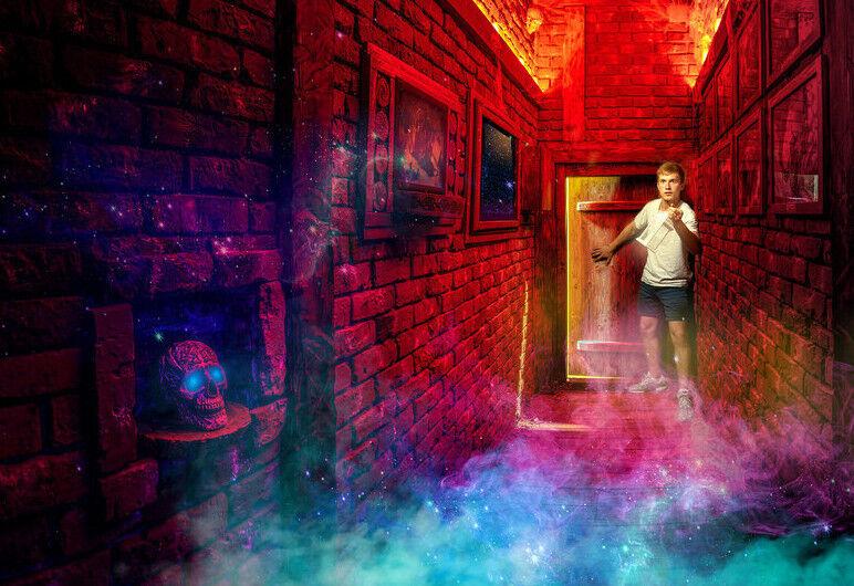 """Квест Quest Zone Мистический квест """"Башня Мага"""" на 3 чел. - фото 2"""