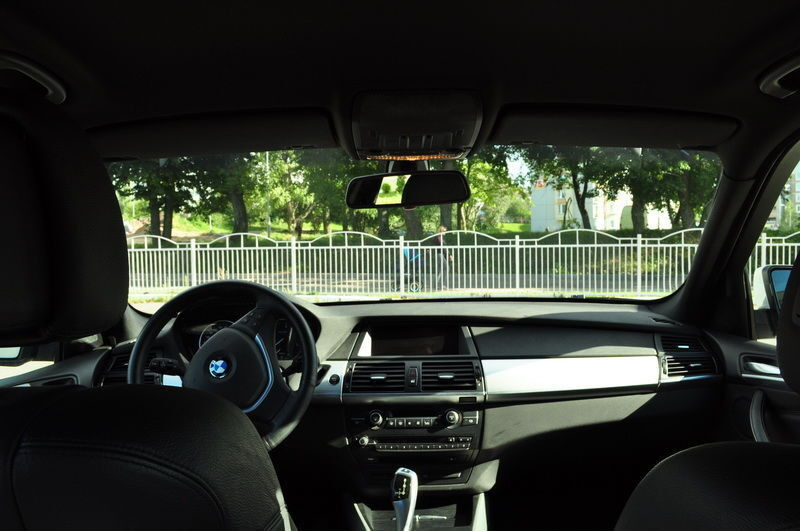 Прокат авто BMW X5 (E70 кузов) 2009 белый - фото 5