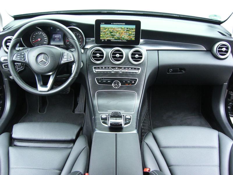 Прокат авто Mercedes-Benz C220 W205 - фото 4