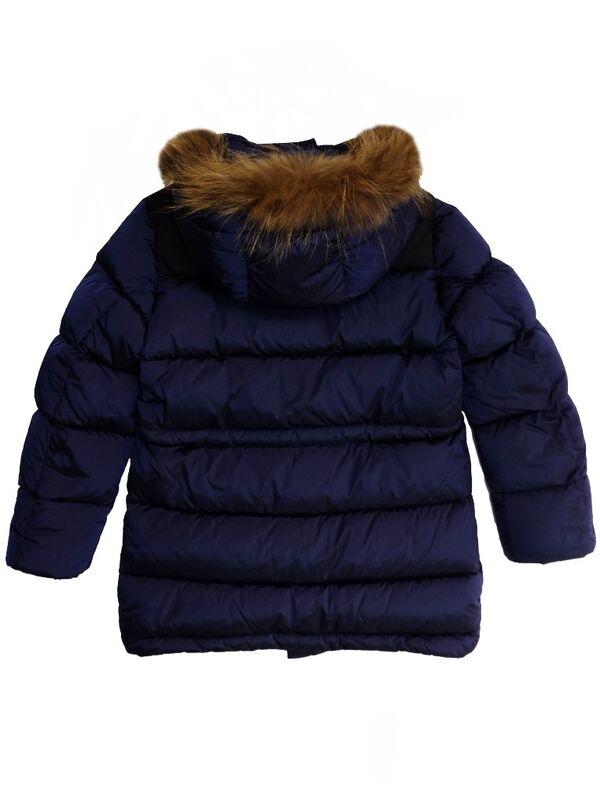 Верхняя одежда детская ADD Куртка для мальчика IAB003-0 - фото 3