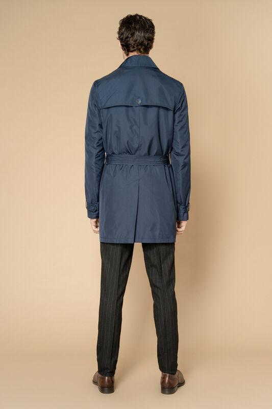Верхняя одежда мужская Etelier Плащ мужской 2М-8346-1 - фото 5