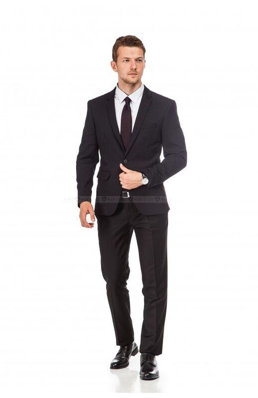 Пиджак, жакет, жилетка мужские Keyman Пиджак мужской черный трикотажный - фото 2