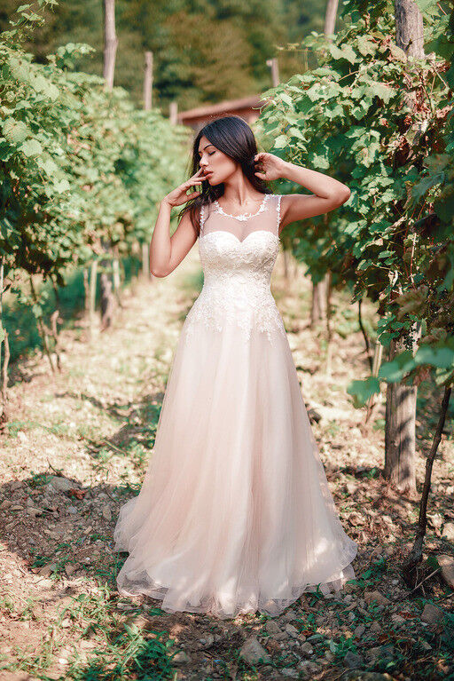 Свадебный салон Артемида Свадебное платье Azalia - фото 1
