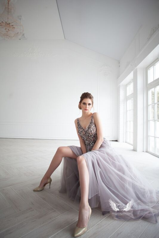 """Вечернее платье ALIZA Вечернее платье """"Greya 2"""" - фото 5"""