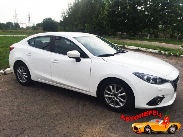 Прокат авто Mazda 3 2014 г. - фото 1