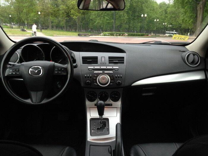 Аренда авто Mazda 3, 2010 г. - фото 3