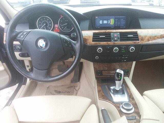 Аренда авто BMW 528 (Е60) - фото 5