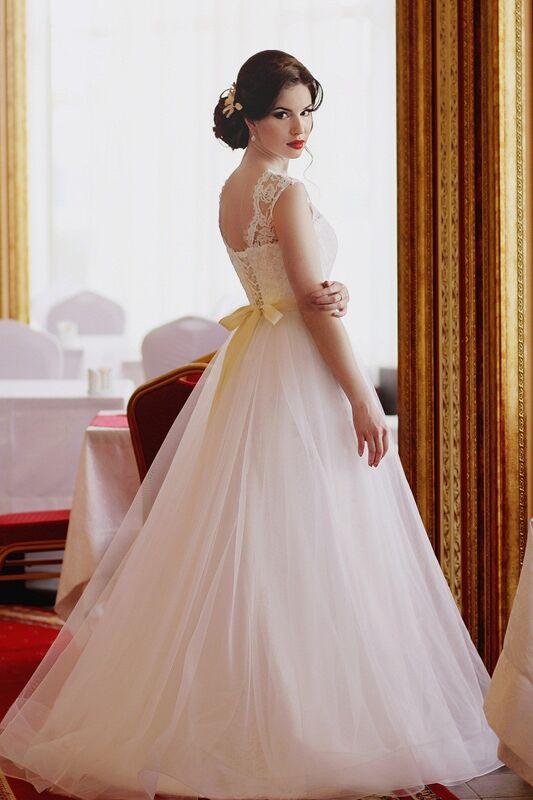 Свадебное платье напрокат ALIZA Платье свадебное «Adel» Diva Vivien - фото 2