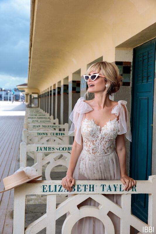 Свадебный салон Bonjour Galerie Платье свадебное IBBI из коллекции BON VOYAGE - фото 2