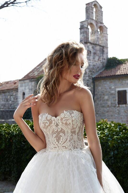 Свадебное платье напрокат Armonia Свадебное платье Tinker Bell - фото 2