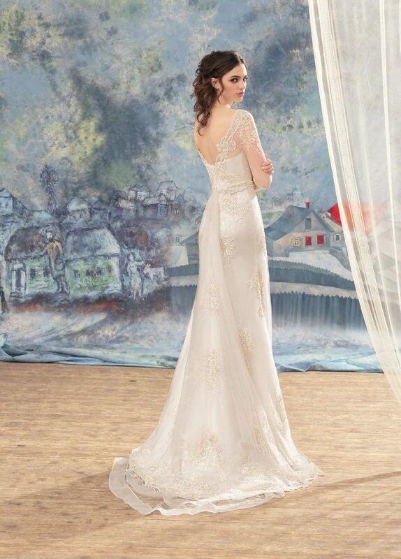 Свадебный салон Papilio Свадебное платье «Альциона» 1715 - фото 2
