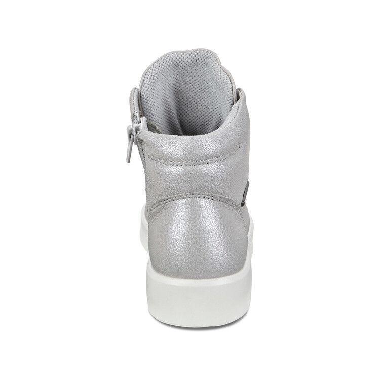 Обувь детская ECCO Кеды высокие S8 781103/01379 - фото 5