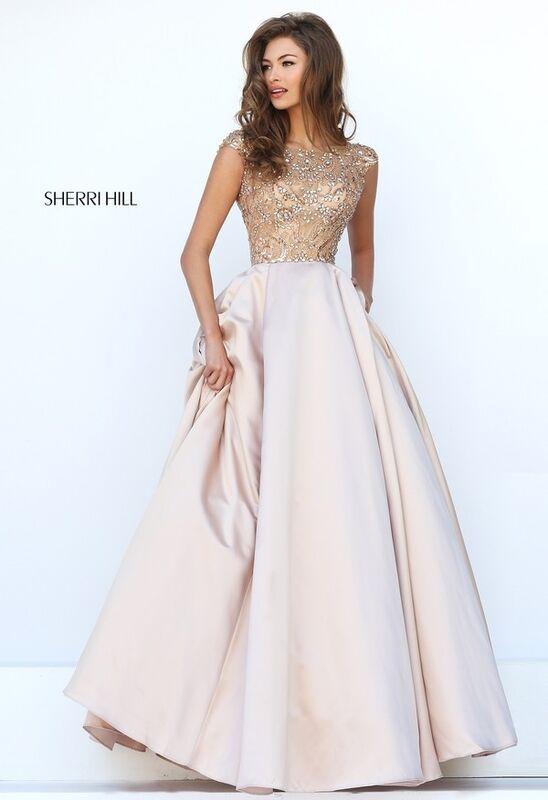 Свадебное платье напрокат Sherri Hill Свадебное платье 32359 - фото 7