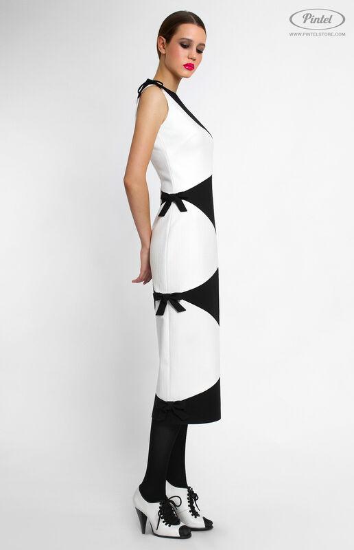 Платье женское Pintel™ Миди-платье Kaisa - фото 2