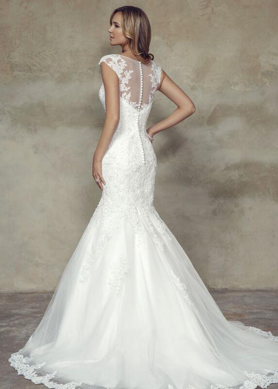 Свадебное платье напрокат Mia Solano Платье свадебное «Brooke» - фото 2