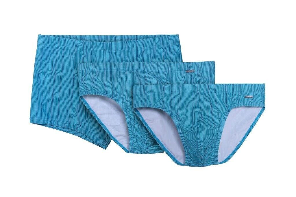 Пляжная одежда для мужчин Atlantic Плавки мужские KMT-297 - фото 1