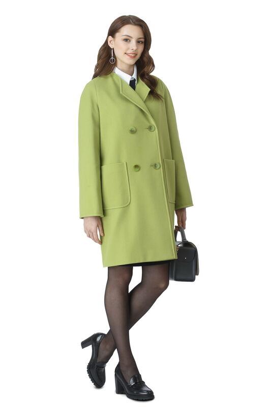 Верхняя одежда женская Elema Пальто женское демисезонное Т-46711 - фото 1
